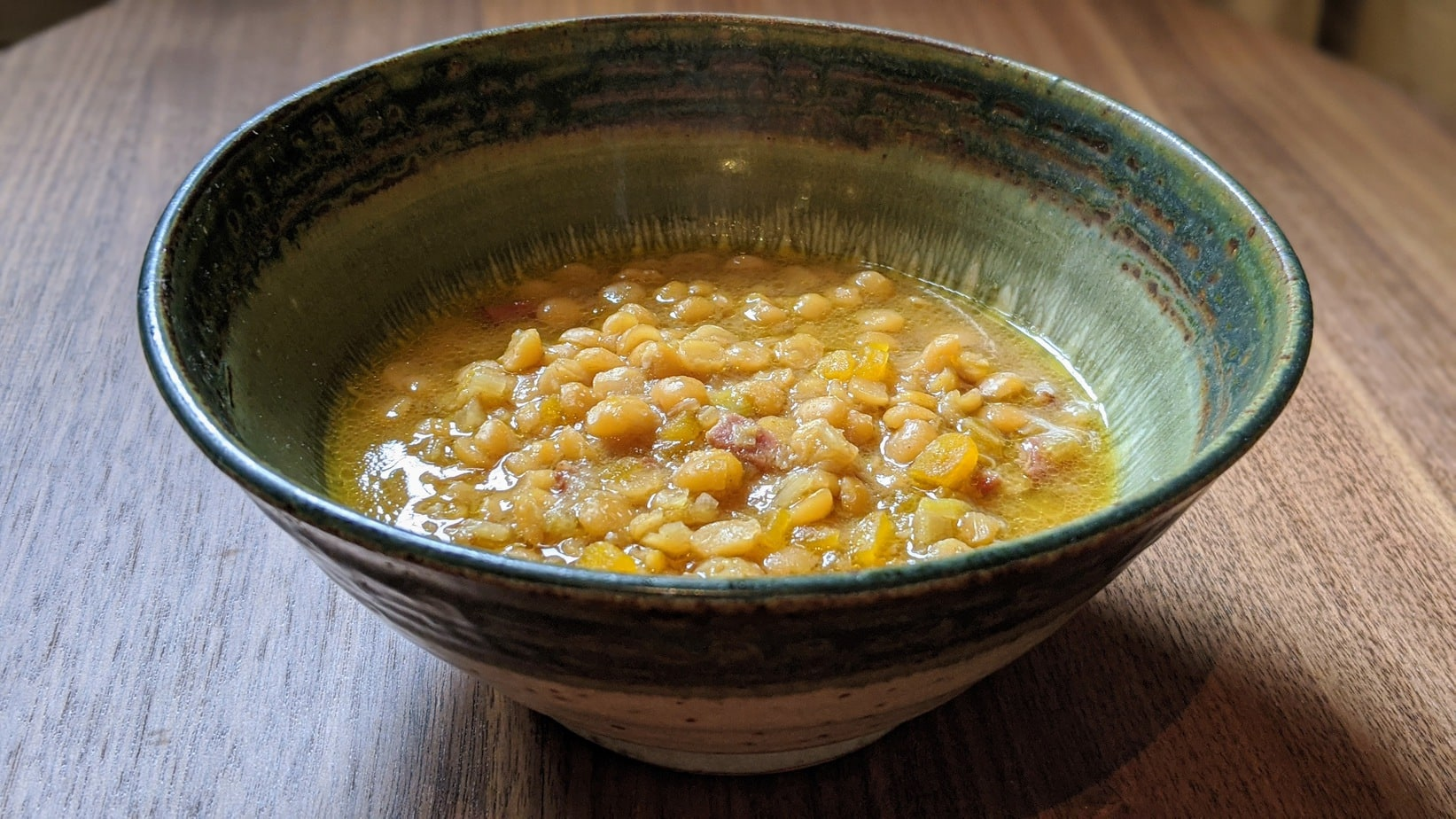 soupe au pois