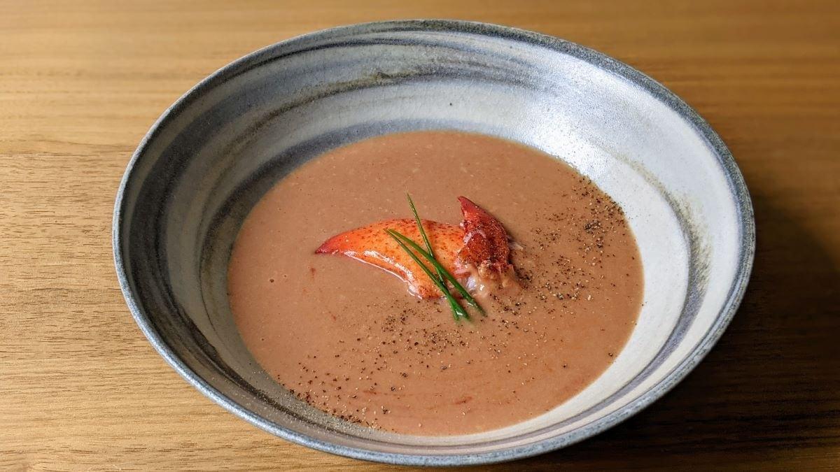 Bisque homard Mission Cuisine Urbaine Atelier Daniel Vézina