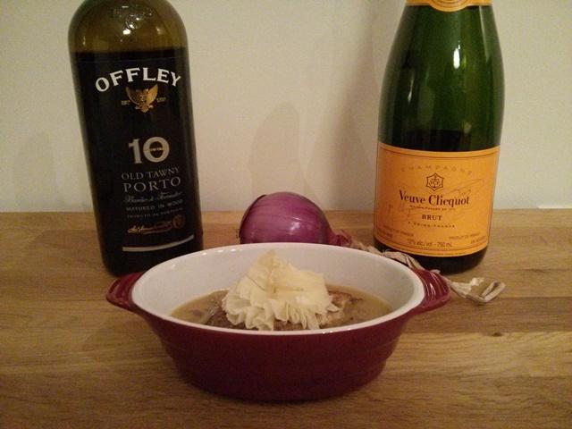 soupe oignon danoise