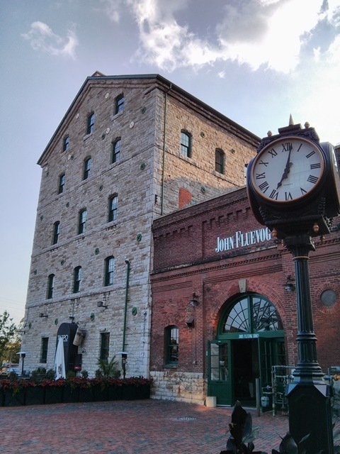 LA distillerie TO