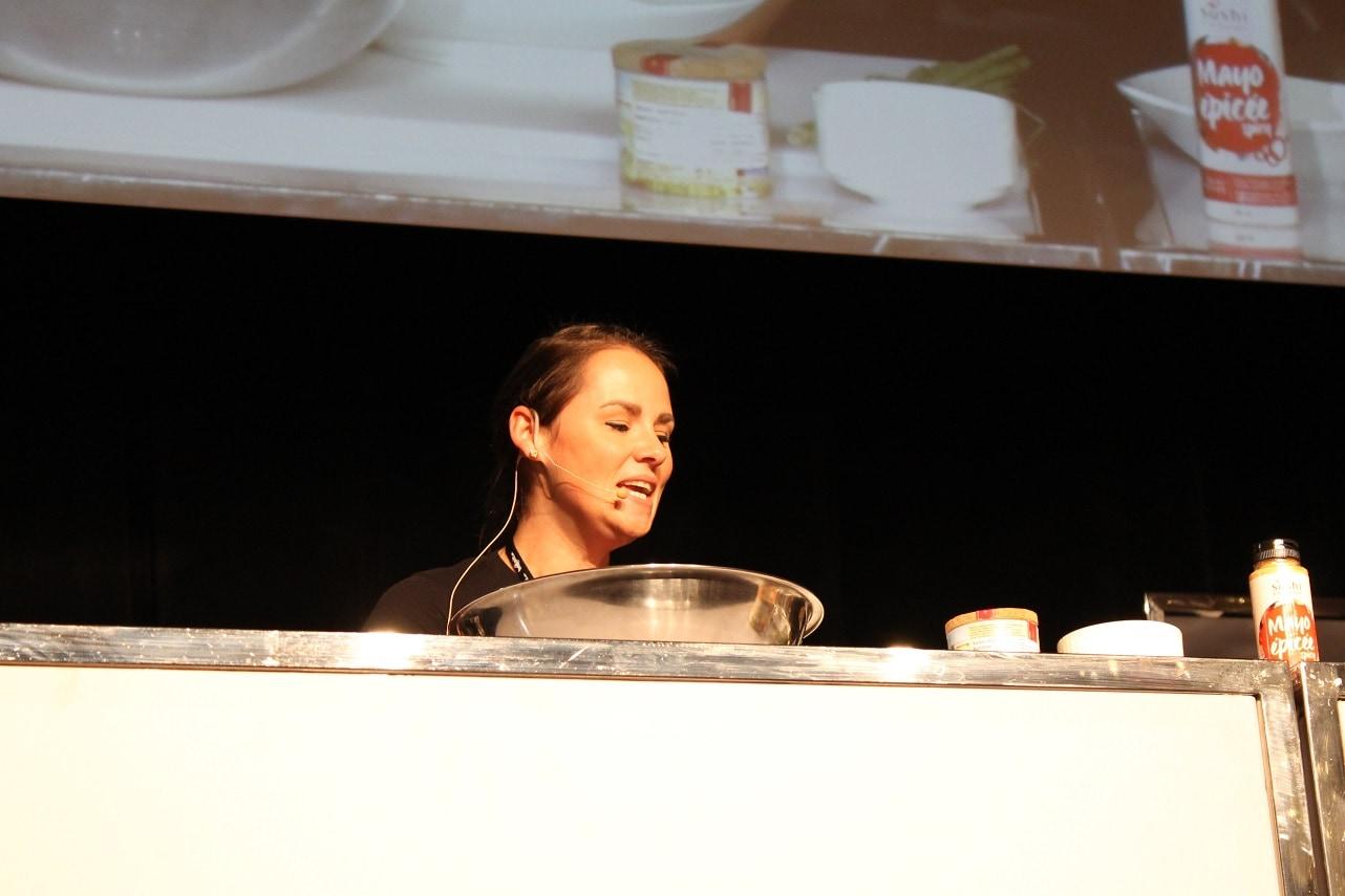 Foodcamp 2017 - Geneviève Everell