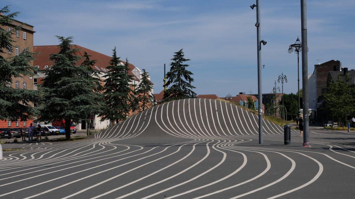 Parc Superkilen est un bel exemple d'architecte urbaine