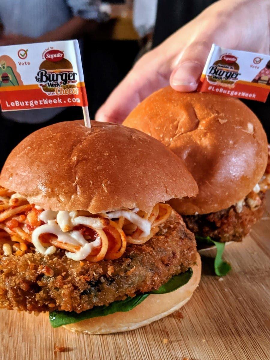 Semaine Burger 2019 au profit de la Tablée des chefs