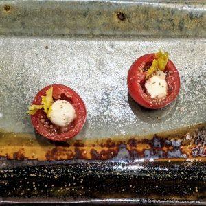 tomates mini tomates