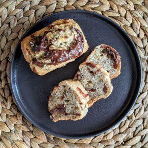 pain aux bananes