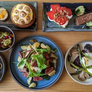 repas table des gourmets