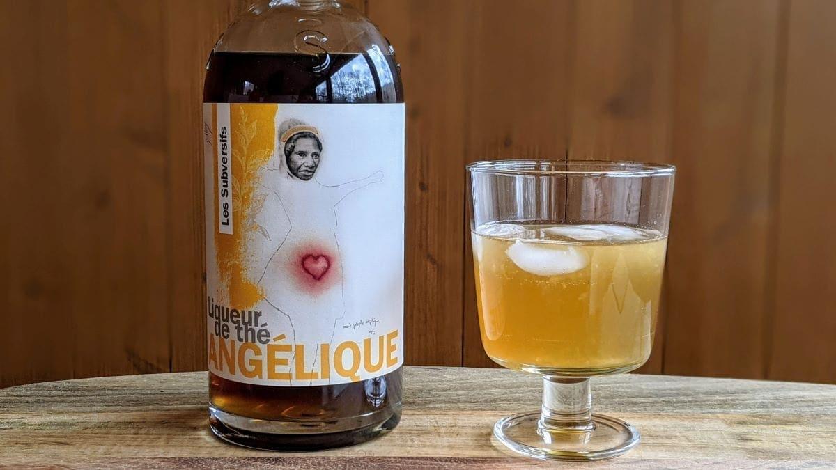 liqueur de thé Angélique Les Subversifs